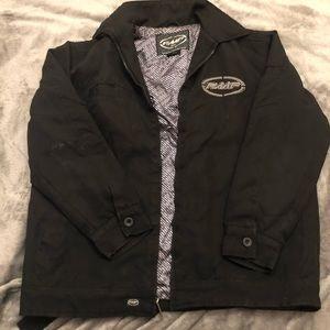 FMF Vintage Mens International Racing Jacket